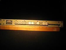 ADC AMERICAN Data Corp 560AR Ad50048 Video Switch Rack mount panels