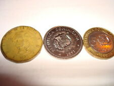 Dom REP.  Münzset   3 Münzen Nr 210 LESEN
