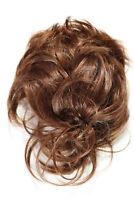 Auburn Red Short Wavy Straight Scrunchie Accessories Hair Pieces