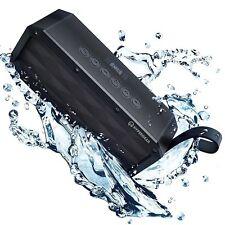 HyperGear BeastXL Rugged Portable IPX6 Water Resistant Indoor/Outdoor BT Speaker