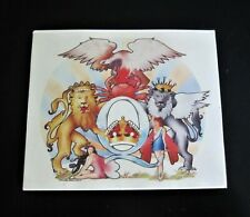 QUEEN : Vintage A Day At the Races Album Official Promotional Sticker