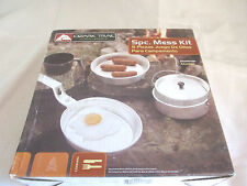 OZARK TRAIL~5 Piece MESS KIT~Aluminum Camping Cookware~NIB