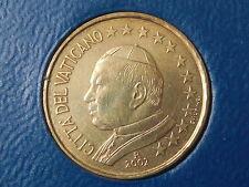 VATICAN - 10 cent euro 2002 UNC, du BU, 65.000 exemplaires. Rare