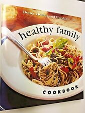 BOOK:HEALTHY FAMILY COOKBOOK 1995