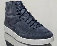 Air Jordan 2 Retro Decon Men's Thunder Blue Casual Lifestyle Sneakers Shoes