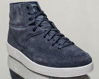 Air Jordan 2 Retro Decon Men's Thunder Blue Casual Lifestyle Sneakers Shoes