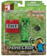 Minecraft Creeper with Accessories