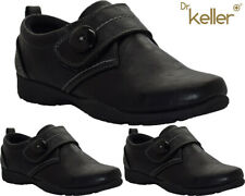 Ladies Touch Fastening Cushioned Hospital Nurse Shoes Women Comfy Work Boots Sz