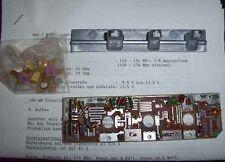 10 Watt 2 m Leistungsverstärker 144..146 MHz 50 Ohm , UB= 12,5 V Typ PA 1258