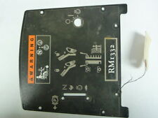 New Ariens Dash Panel Part # 02734500 For Lawn and Garden Equipment