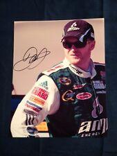 Sale Nascar Dale Earnhardt Jr ORIGINAL Autographed Signed 8x10 picture