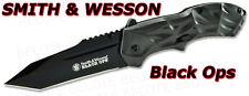 Smith & Wesson Black Ops 3 Tanto GREY Plain SWBLOP3T