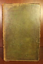 Oliver Goldsmith History of the Earth Animated Nature 1776 Vol. 6 Illustrated