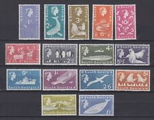 FALKLAND ISLANDS SOUTH GEORGIA 1963, SG# 1-15, CV £190, MNH