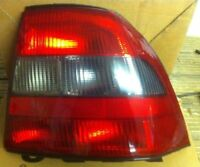 VAUXHALL VECTRA B REAR LIGHT SMOKED DRIVERS SIDE RIGHT HAND 1994-1999