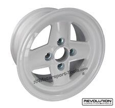 Revolución 4 habló Clásico Rally Carrera Aleación Rueda 13 X 7 Escort MK2 ajuste del grupo 4