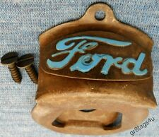 Ford Wall mount bottle opener soda beer historic