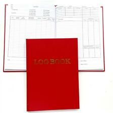 Navigation Logbook Sowester Type Compact for Small Boat Navigators