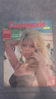 Ciné Monde - N º 1381 - Mardi 24 Janvier 1961 - Brigitte Bardot