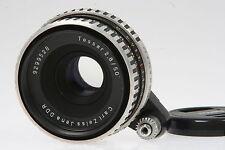 Carl Zeiss Jena DDR Tessar 2,8/50mm Objektiv mit Exa / Exakta Bajonett #9299528