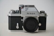 Nikon F Photomic T  mit Nikkor-H Auto 1:2 50mm 1A Zustand Vitrinenstück