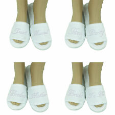 Bridesmaid Slippers for Women