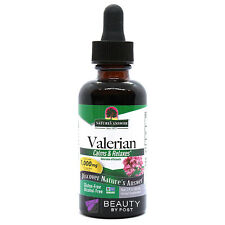 Valerian Root Liquid, Nature's Answer, 60ml without Alcohol