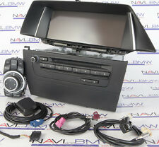 BMW X1 E84 CIC HDD full professional navigation system upgrade set DAB radio