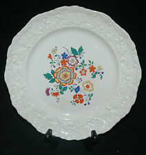 MASON'S CHINA DINNER PLATE MASON'S OAK BORDER