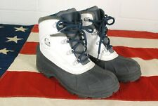 Sorel Cold Mountain PU Sorel Thinsulate Hiking Boots Outdoor White Snow Rain