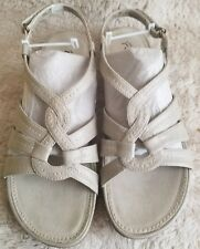Wear Ever by Bare Traps Womens Andrea Sandals Size 11 M Stone Color