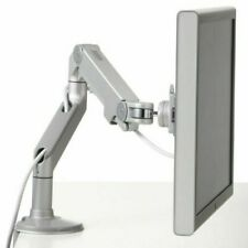 Humanscale M8 M8CS1S Adjustable Articulating Computer Monitor Arm - Clamp Mount