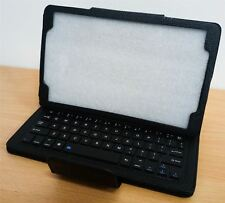 BLUETOOTH KEYBOARD CASE FOR SAMSUNG TAB A T580 10.1 TABLET CASE - BLACK