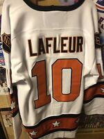 NHL All Star Jersey Guy Lafleur XL Size 54 Montreal Canadian Legend Vintage Tags