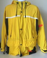FOG By London Fog Outdoor Outfitter Medium  Wind/Rain Jacket Zip Up Hooded