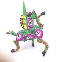 HORSE WITH WINGS PEGASUS Alebrije Hand Carved Folk Art Oaxaca Mexico
