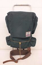 Vintage Holubar Boulder CO External Frame Backpack Green Size Large GREAT LOOK