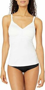Playtex Women's Maternity Nursing Camisole with Built-in-Bra #4957
