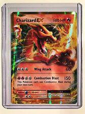 Pokemon card - CHARIZARD EX -Holo XY Y Edition 1st 12/108 Evolutions Set M Rare