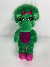 "Baby Bop by Lyons Group 1992 14"" Plush Stuffed Animal Toy Barney TV Show Vtg"