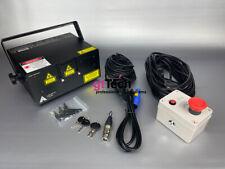 Unity RAW 3 - 3W RGB ILDA Showlaser - powered by Kvant & Pangolin Laser