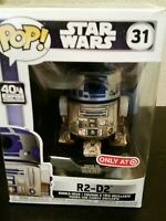 Funko Pop! Star Wars R2-D2 40th The Empire Strikes Back (Target Exclusive)