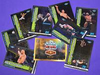 Topps 2017 SLAM ATTAX 10 (10th Edition) TCG WWE - OMG (Mirror Foil) cards