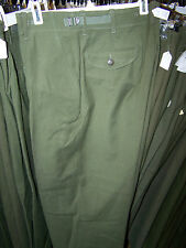 M1951 WOOL PANTS, OD GREEN, U.S. ISSUE *NICE*