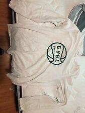 RARE! NIKE EYBL white and green longsleeve t shirt