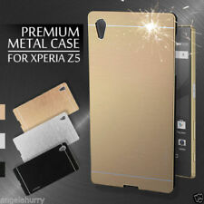 Metallic Mobile Phone Fitted Cases/Skins for Sony
