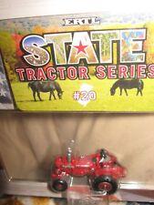Farmall 130 CASE IH TRACTOR STATE SERIES New Jersey die cast metal 1:64 ERTL #20