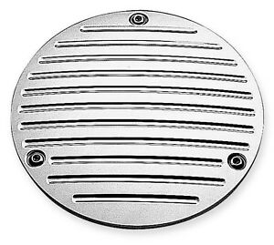 Millenium Derby Cover Pro-One Performance Ball Milled - Chrome 202130