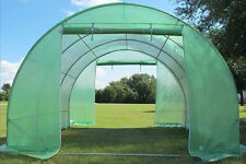 Green Garden House Walk In Greenhouse 10' x10' (B2) - Total Weight 54 Pounds