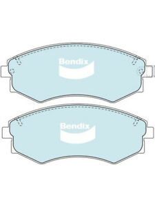 1 set x Bendix General CT Brake Pad FOR SSANGYONG MUSSO SPORTS (DB1167GCT)